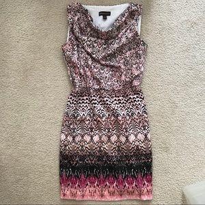 Beautiful scoop neck dress